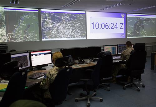 Combined Air Operations Centres