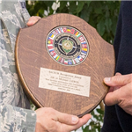 Supreme Allied Commander Europe (SACEUR) Recognition Award for AIRCOM member