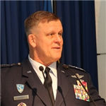 COM AIRCOM General Frank Gorenc delivers keynote speech to JAPCC Conference 2015