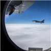 NATO Air Forces exercise Air Policing procedures during RAMSTEIN ALLOY 4