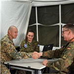 Latvia showcases Host Nation Support during NATO exercise