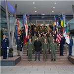 Air Chiefs of NATO Partner countries meet at Ramstein