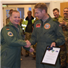 Royal Danish Air Force safeguards Icelandic Airspace