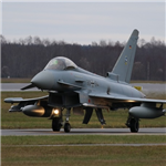 German NATO jets intercept four Russian aircraft over the Baltic Sea