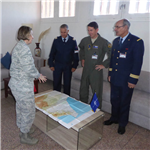 Allied Air Command Mobile Training Teams provide essential training to Partner Nations