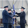 AIRCOM Chief of Staff takes over the helm of NATO's Deployable Command and Control Centre, Italy